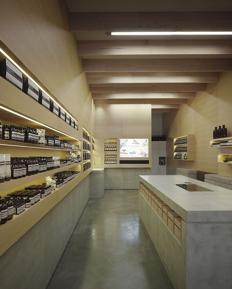 Aesop Chadstone & Carindale