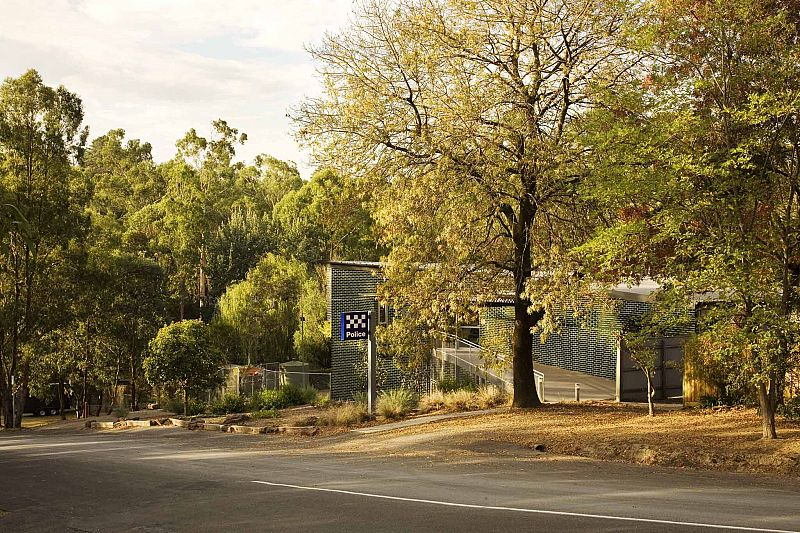 Warrandyte & Hurstbridge Police Stations