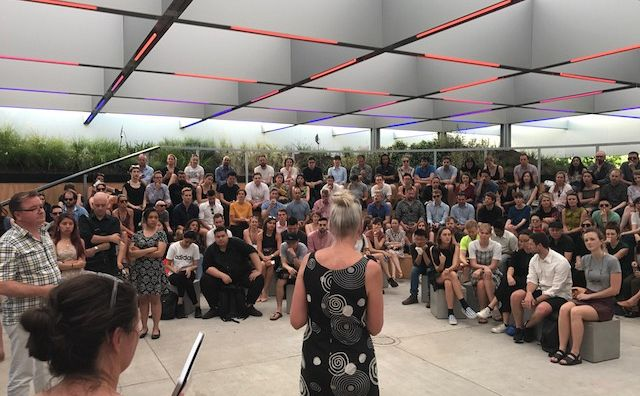 MPavilion talk hosted by OVGA 'Is Good Design Measurable?'