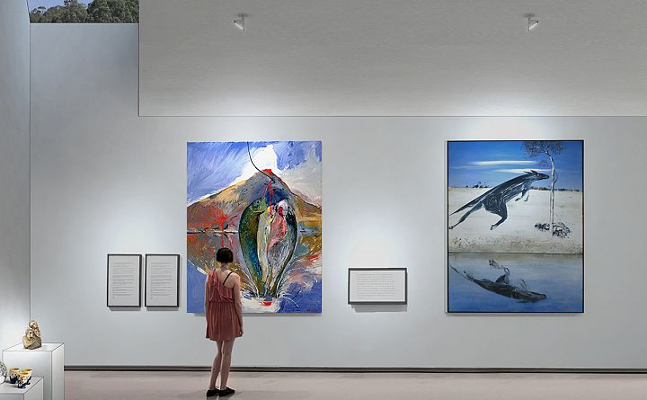 Federal funding of $22M announced for Arthur Boyd's Riversdale site